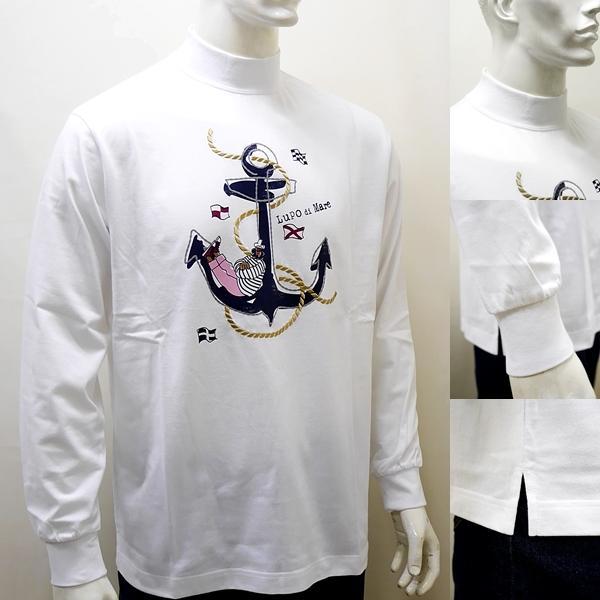 シナコバアウトレット [LL] 長袖Tシャツ ハイネック メンズ ゴルフ タウンウェア SINACOVA 20911200    sc KNf -e m 20220050|proud|03