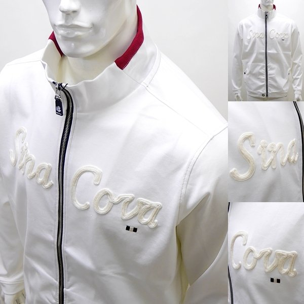 シナコバアウトレット [LL] ジャケット メンズ ゴルフ タウンウェア マリンスタイル SINACOVA 21226032   sc KTs m 21113030 proud 06
