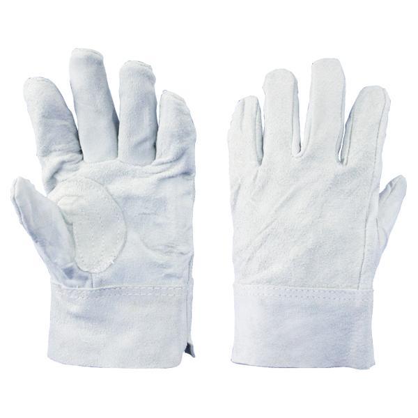 牛床革手袋(内縫):8502 120双/箱 作業用 まとめ買い特価