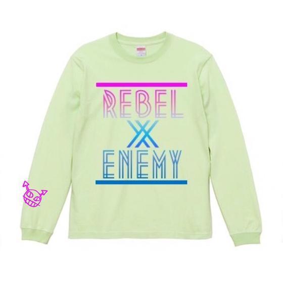 Rebel&EnemyロングTシャツ|prowrestling|03