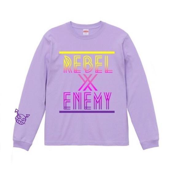 Rebel&EnemyロングTシャツ|prowrestling|04