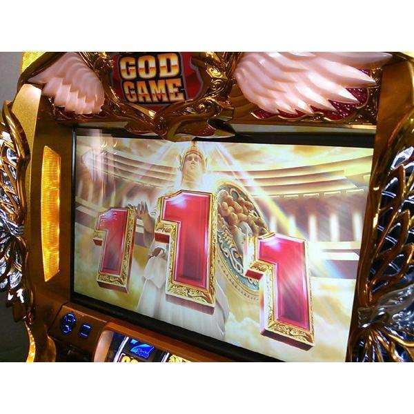 メダル不要機付|ミリオンゴッド 神々の凱旋|中古パチスロ実機(スロット実機)|pstock|03