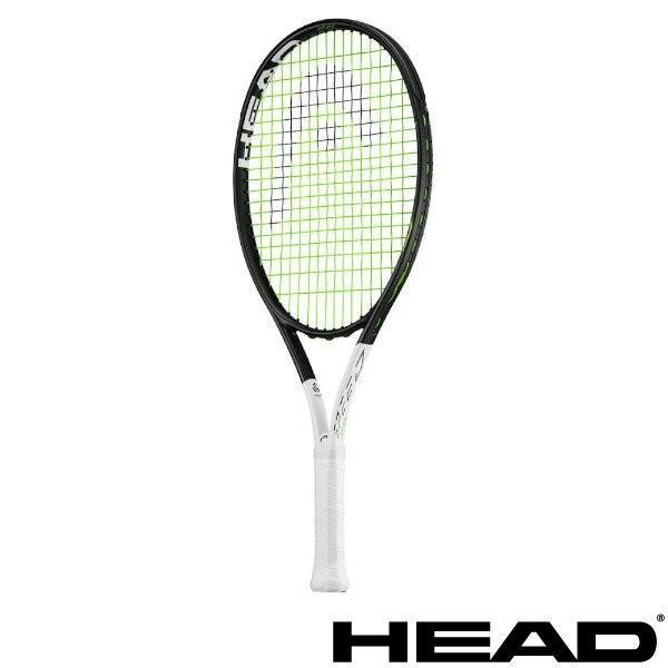 送料無料◆HEAD◆2019年モデル スピードジュニア25 SPEED JR.25 235318 ジュニア 硬式テニスラケット ヘッド