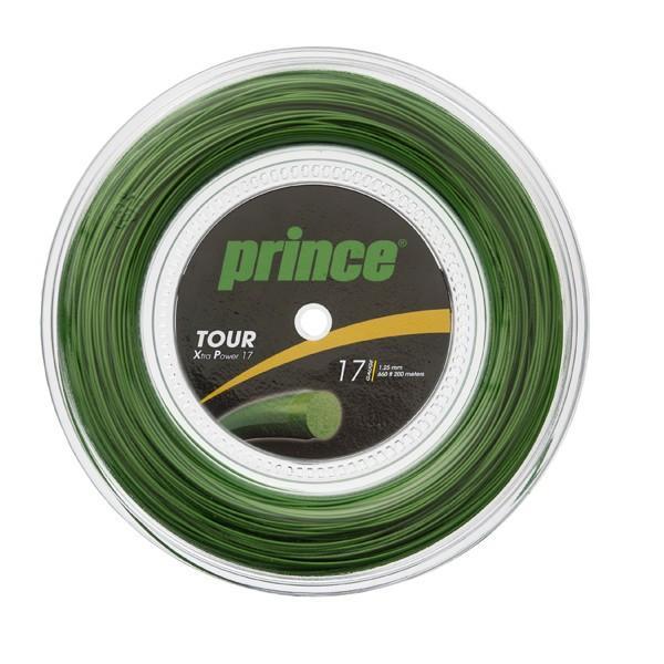 送料無料◆Prince◆ロールガット ツアーXP 17 7J930 プリンス 硬式テニスストリング