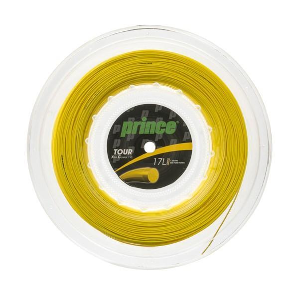 送料無料◆Prince◆ロールガット ツアーXC 17L 7J936 プリンス 硬式テニスストリング