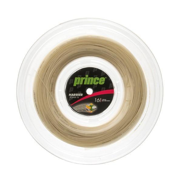 送料無料◆Prince◆ロールガット ハリアー パワー 7JJ020 プリンス 硬式テニスストリング