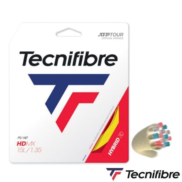 送料無料◆2019年8月発売◆Tecnifibre HDMX 1.35mm TFR307 テクニファイバー 硬式テニス ストリング