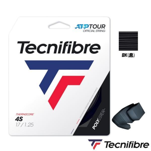 送料無料◆Tecnifibre◆4S 1.25mm TFR406 テクニファイバー 硬式テニス ストリング ロールガット