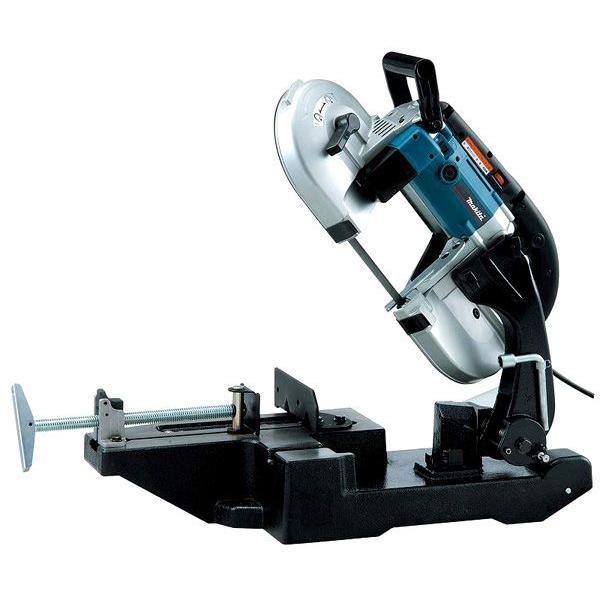 マキタ電動工具 ポータブルバンドソー(丸材115mm、角材100×100mm)