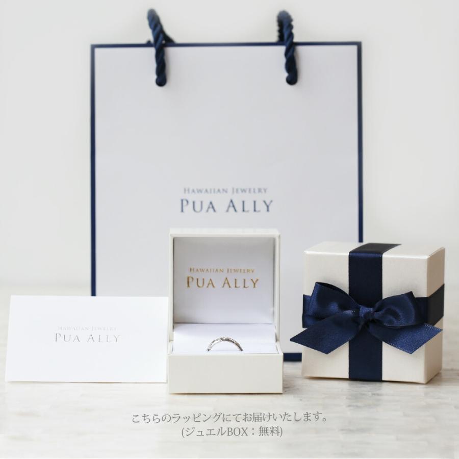 【K18 ハワイアン デュークカハナモク リング 】Hawaiian jewelry Puaally 手彫り 指輪  18金 サーフィン プレゼント メンズ サーフ 海 ピンキーリング|puaally|07