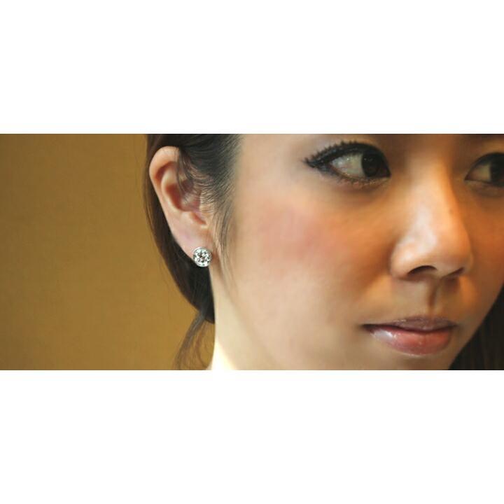 【Pt900 ハワイアン ラウンド ピアス】プラチナ ハワイアンジュエリー ハワジュ Hawaiian jewelry Puaally プアアリ 手彫り ペア 男女兼用 男性 プレゼント puaally 02