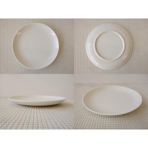 取り皿 使いやすい おしゃれ 小皿 15cm中華プレート ニューボン レンジ可 食洗機対応 安い 分ける ポーセラーツ puchiecho 03