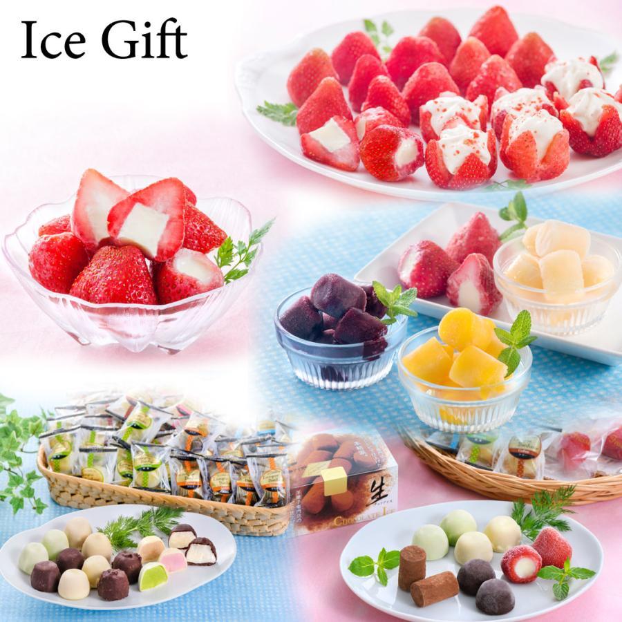 【送料無料】【ICE Gift】お花いちご ひとくちジェラート チョコアイスボール 春摘み 一口アイス 誕生日プレゼント  ギフト プレゼント 夏のひんやりスイーツ|pulchrade-shop