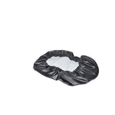 TODAY トゥデイ AF67 国産高品質 ゴム入りシートカバー ブラック 黒 張替えシートカバー タッカー
