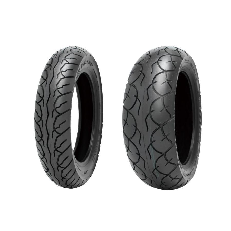SHINKO SR567 110/90-12・SR568 130/70-12 バイクタイヤ 2本セット 567119012_568137012