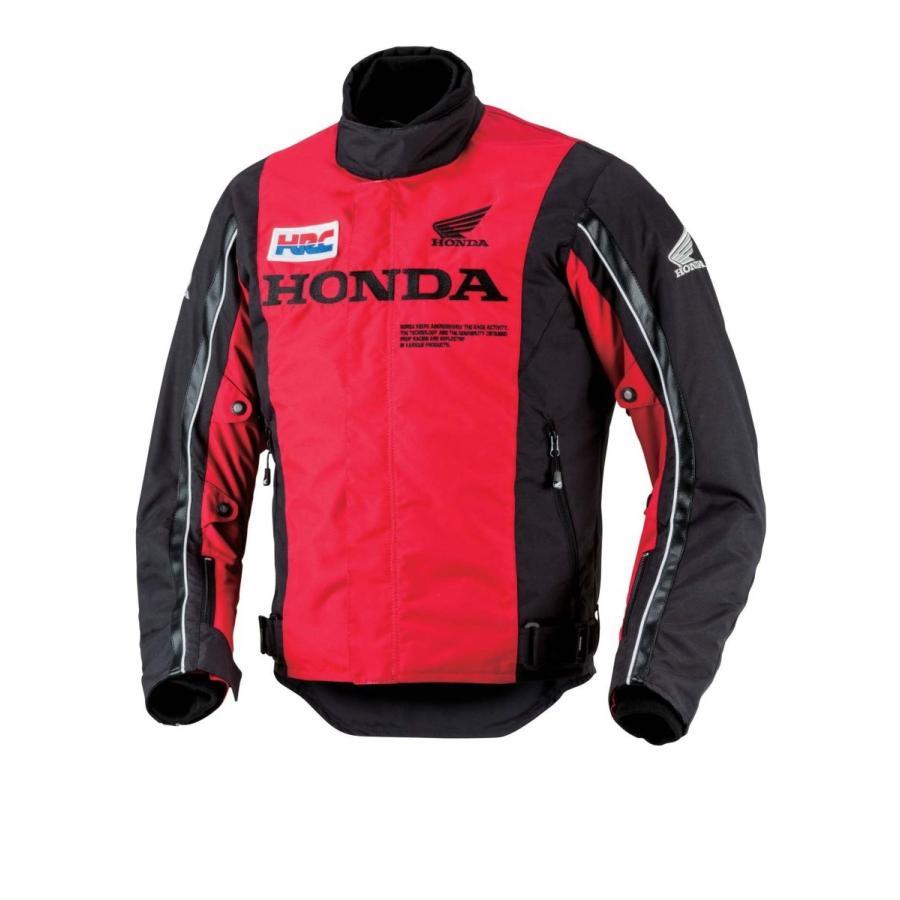2019超人気 Honda(ホンダ) HRCオールシーズンライディングブルゾン ジャケット R(レッド)Lサイズ 0SYTN-W3L-RL, 【ネット限定】 2ae28336