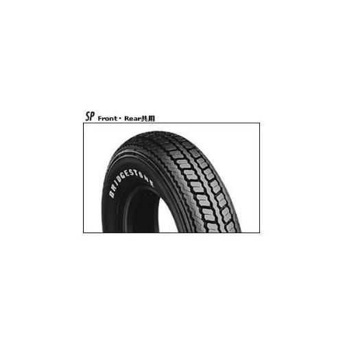 BRIDGESTONE(ブリヂストン)バイクタイヤスクーター用 SAFETY SPEED SP 前後輪共用 3.50-8 46J チューブタイプ(WT
