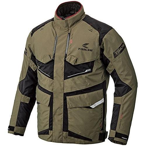 贈り物 RSタイチ(アールエスタイチ)バイクジャケット カーキ DRYMASTER (サイズ:WS) カーキ DRYMASTER FRONTIER(フロンティア)オールシーズンジャケット, ニシカンバラグン:cb913bd0 --- airmodconsu.dominiotemporario.com