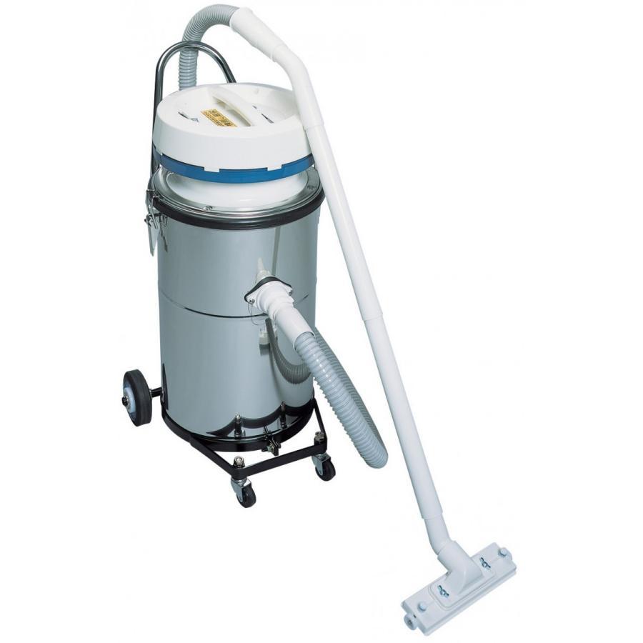 掃除機(ジェットバキューマー) JV-11S 掃除用 乾湿両用 液体 粉体 工場 床面清掃 吸引 溜水 水 非可燃性油 鶴見製作所(ツルミポンプ)製