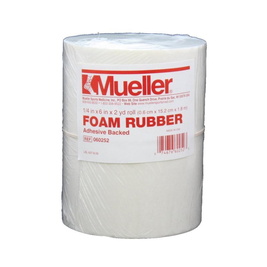 Mueller(ミューラー) フォームラバー オープン セル ロール状 6mm 060252 厚さ6mm