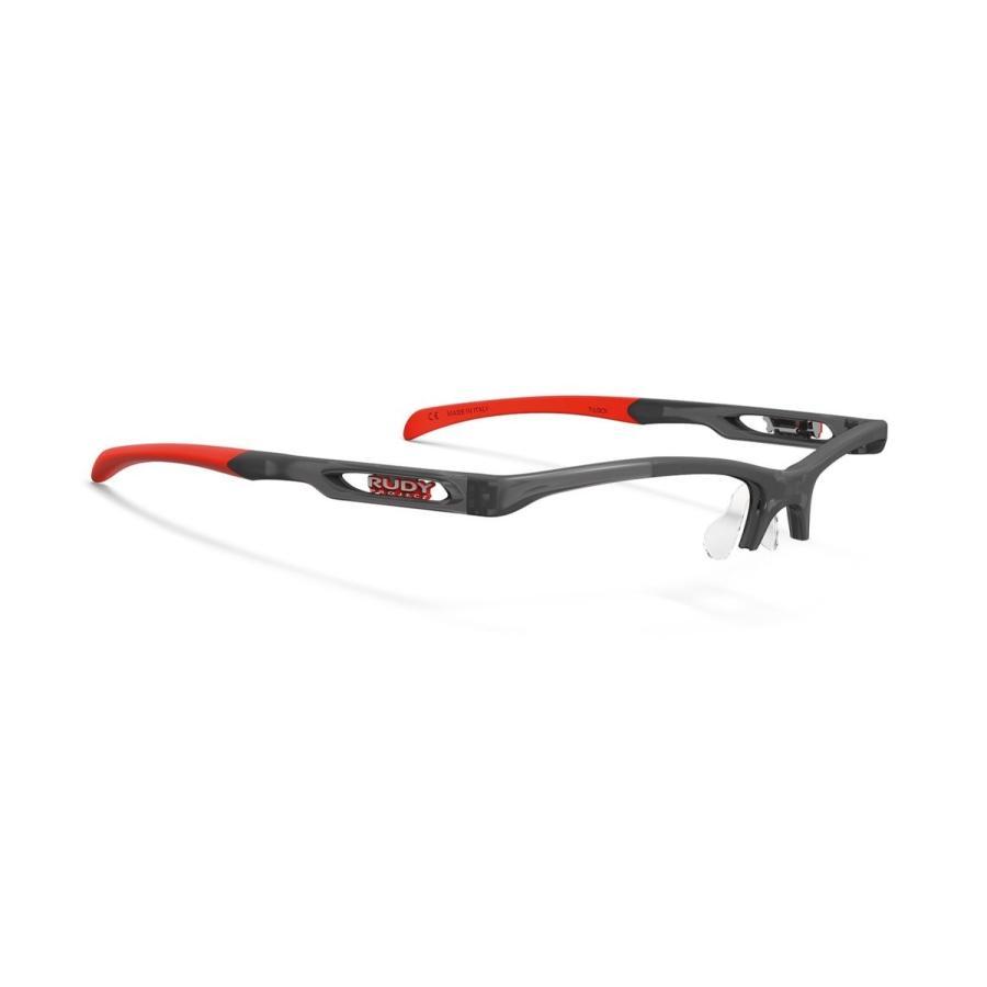 最安値級価格 RUDY PROJECT(ルディプロジェクト) 眼鏡 メガネ 度入り スポーツ ヴァルカン フローズンアッシュフレーム レッドフルオ FP480087, BURDIGALA PATISSERIE SHOP acf6aa39