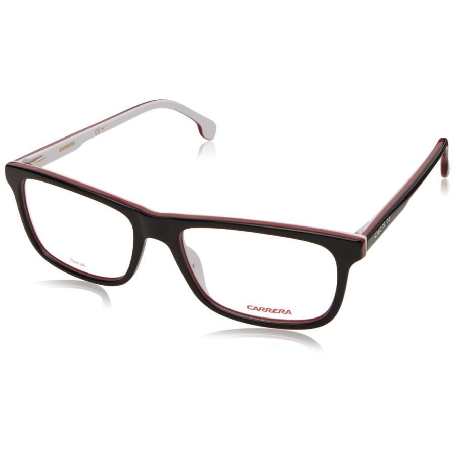 [カレラ] メガネフレーム CARRERA 1106/V ブラック EU 53 (FREE サイズ)