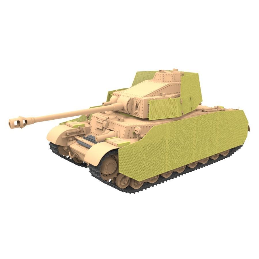 ブロンコモデル 1/35 ハンガリー軍 43Mトゥラーン3 中戦車 長砲身75mm砲型 プラモデル CB35126