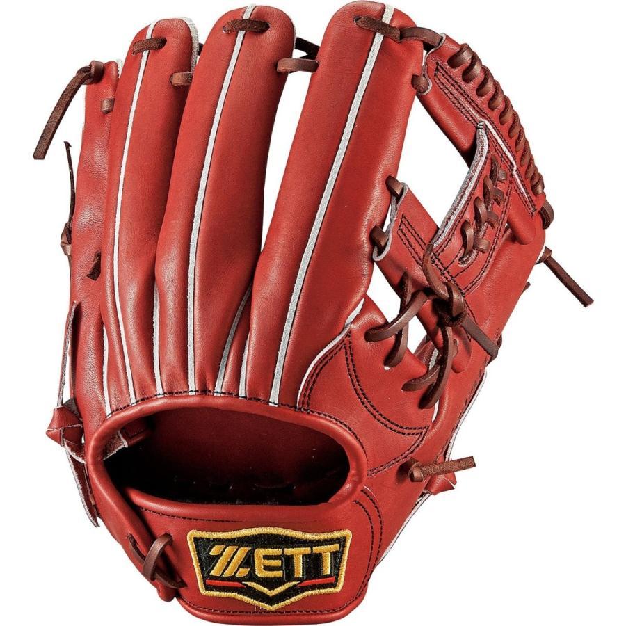 夏セール開催中 MAX80%OFF! ZETT(ゼット) 野球 硬式 グラブ プロステイタス 二塁手・遊撃手用 (右投げ用) BPROG56 ボルドーブラウン(4000) LH, select shop HK/エイチケー f75966cd