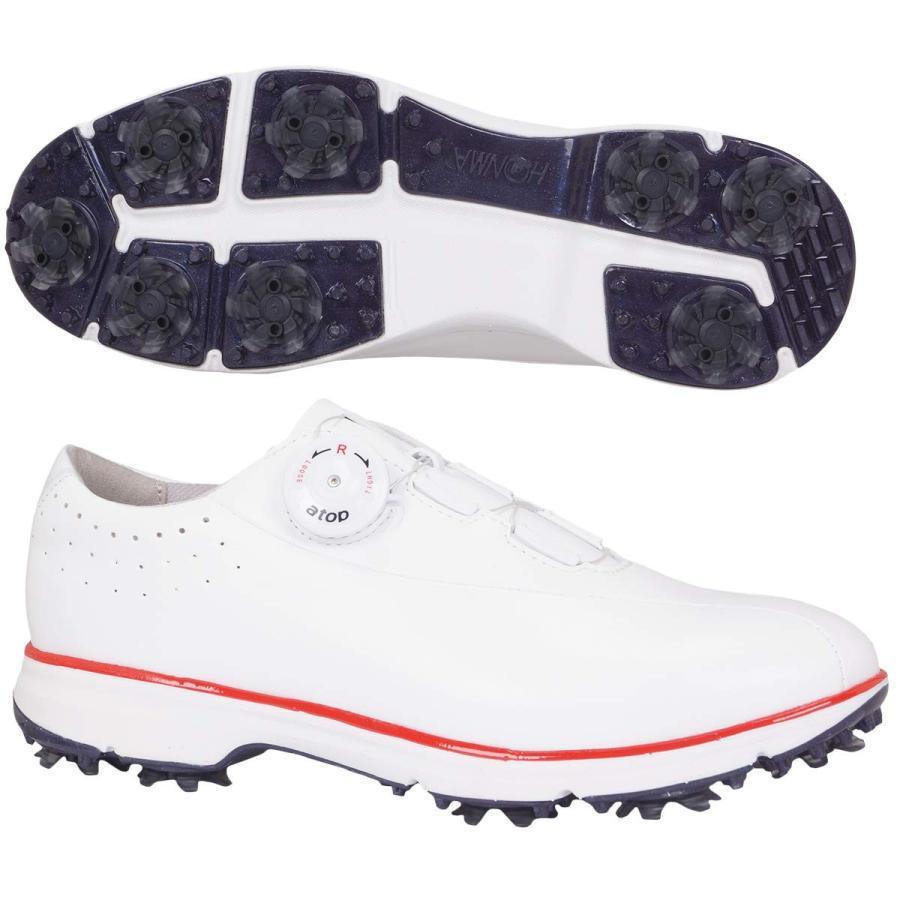 本間ゴルフ HONMA SS6902 ホワイト 23.5/E2