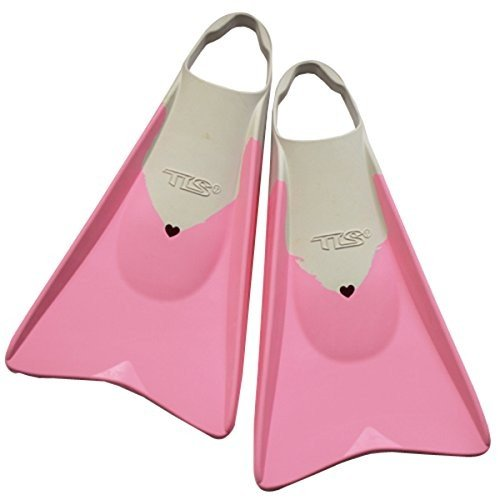 TOOLS BBフィン SUPER SOFT ライトグレーx ピンク S