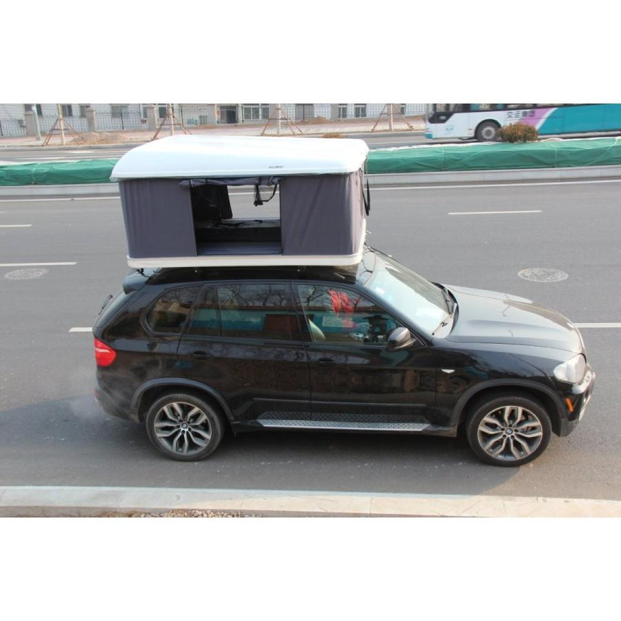 ◆車上テント◆はしご付 キャンプ アウトドア 宿泊