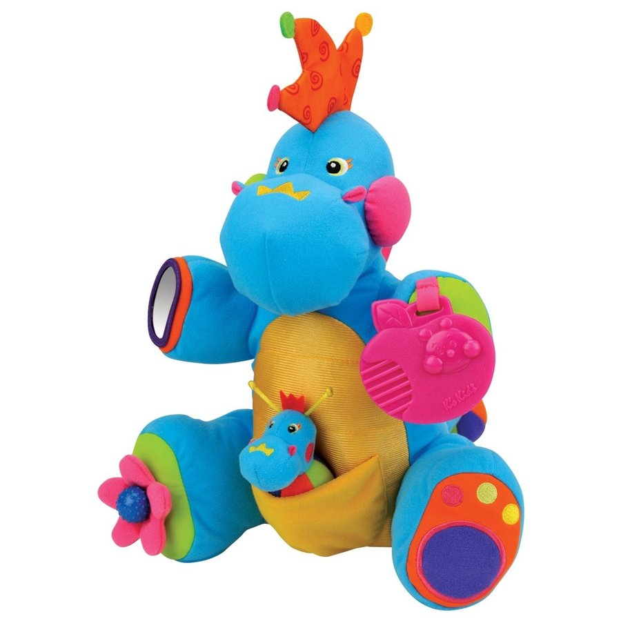 K's Kids 布おもちゃ リトル・ザウルス TYKK10536