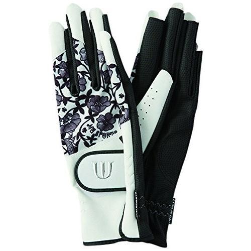 MU SPORTS(エム ユースポーツ) レディース ゴルフグローブ 2016AWシリーズ 手袋 703U6806 ホワイト メンズ 703U6806