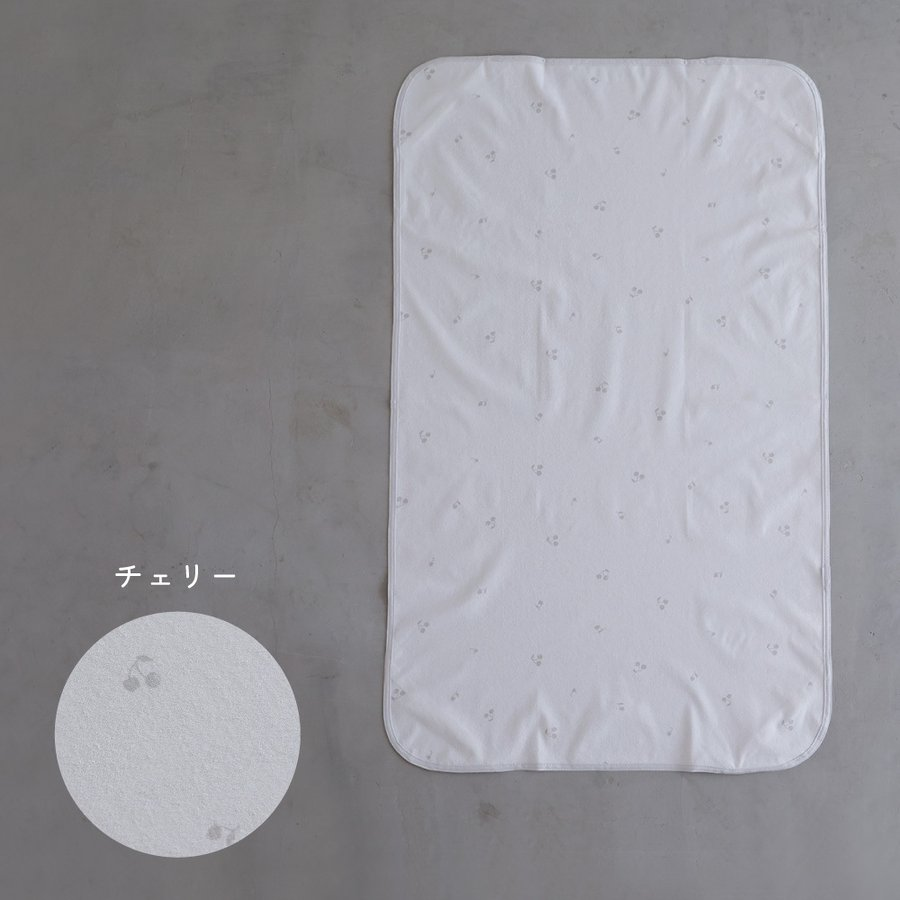 防水シーツ ベビー おねしょシーツ 70×120cm 綿100% ベビー布団 レギュラーサイズ|puppapupo|03