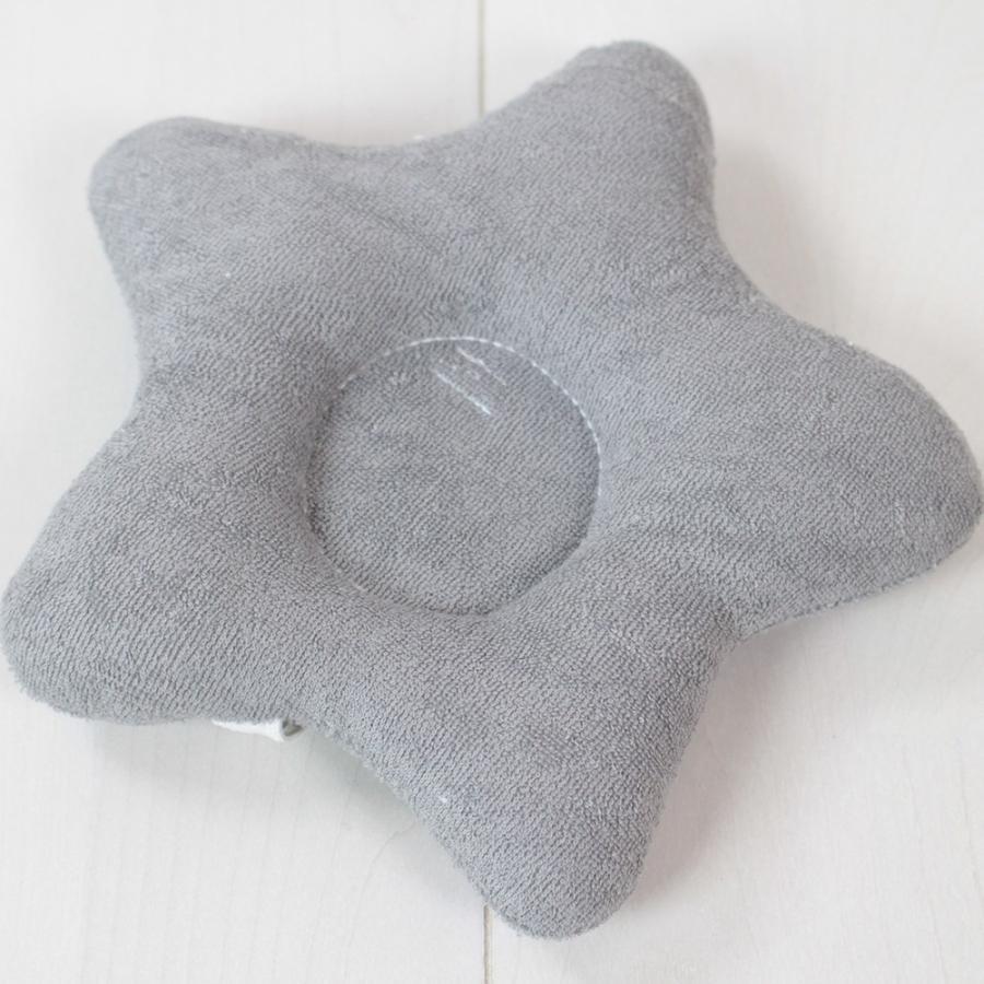 洗える 授乳クッション&サポート枕 トゥインクルスター 星柄 授乳 母乳 クッション 抱き枕 パパママクッション 腕枕 うでまくら|puppapupo|08