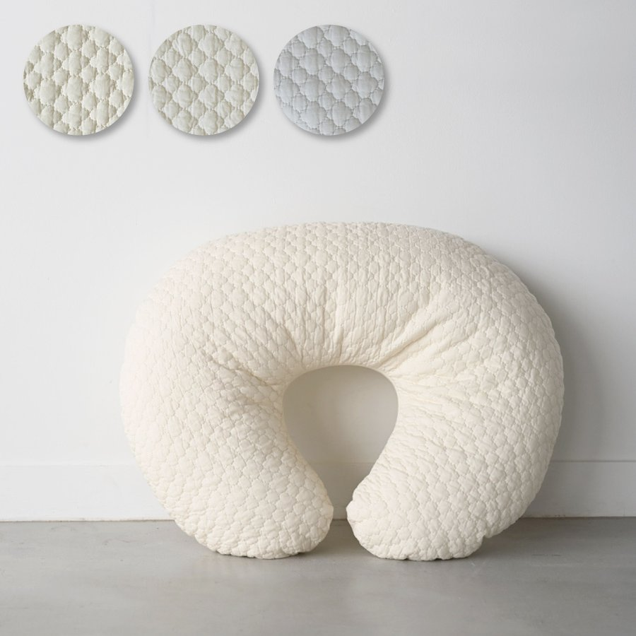 洗える 授乳クッション イブル モロッカン 綿100% 授乳 母乳 クッション 抱き枕 ママクッション|puppapupo