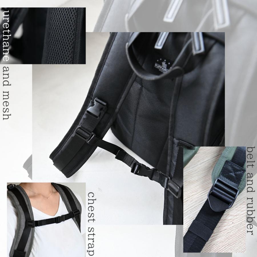 マザーズリュック リフレクタースターチャーム付き マザーズバッグ 背面ポケット 大容量 軽量 おしゃれ リュック バッグ puppapupo 14