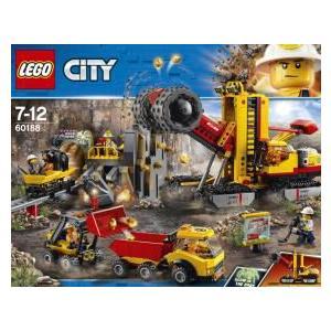レゴシティ 60188 ゴールドハント 採掘場 REGO CITY