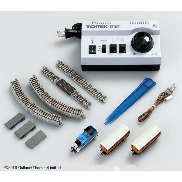 TOMIX Nゲージ鉄道模型 93705 きかんしゃトーマスセット