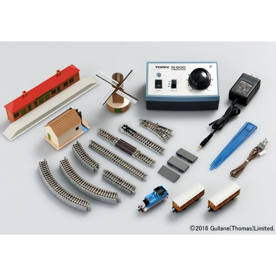 TOMIX Nゲージ鉄道模型 93706 きかんしゃトーマスDXセット