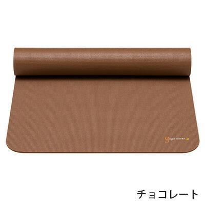ヨガマット 軽量 ヨガワークス Yogaworks (6mm) 19SS ダイエット 持ち運び ビギナー 初心者 ピラティス 送料無料 puravida 05
