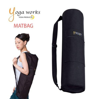 yogaworks ヨガワークス ヨガマット バッグ トレーニング エクササイズ|puravida