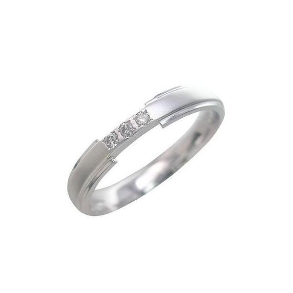 【 新品 】 指輪 ペア ペアリング Brand Jewelry me.ホワイトゴールド ダイヤモンドペアリング 安い, ナカカワネチョウ 0698f322