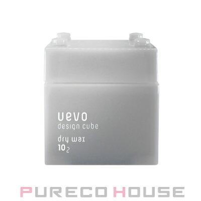 デミ ウェーボ デザインキューブ ドライワックス (灰) 80g【メール便は使えません】|pureco2nd