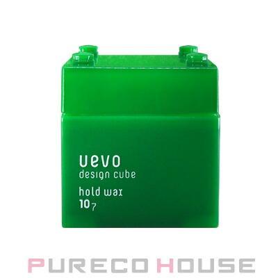 デミ ウェーボ デザインキューブ ホールドワックス (緑) 80g【メール便は使えません】|pureco2nd