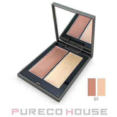THREE(スリー) シマリング グロー デュオ 6.8g #01【メール便可】 pureco2nd