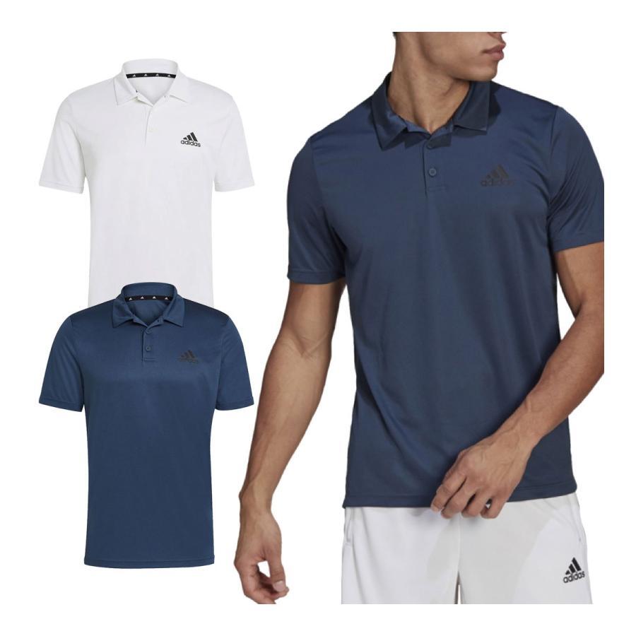 アディダス ポロシャツ 半袖 D2M 出荷 PLAIN 42503 GM2136 メンズ セットアップ GM2154