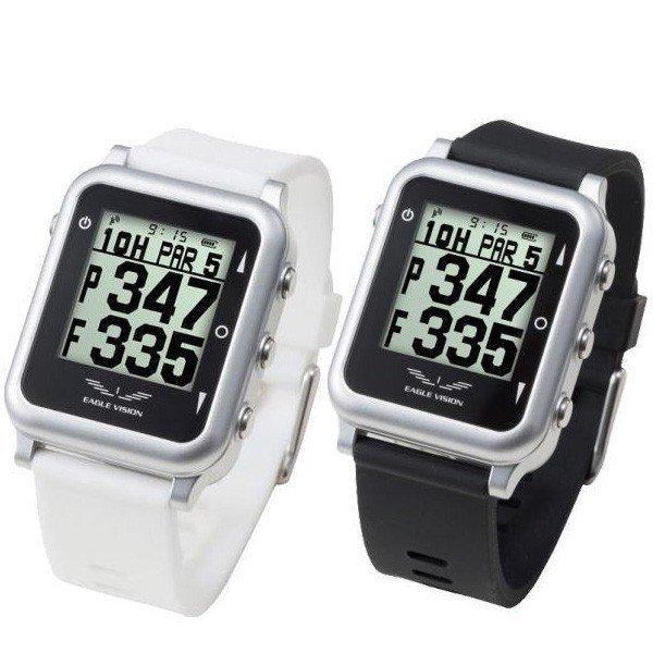 イーグルビジョン EAGLE VISION ウォッチ4 watch4 EV-717 高性能GPS 飛距離測定器
