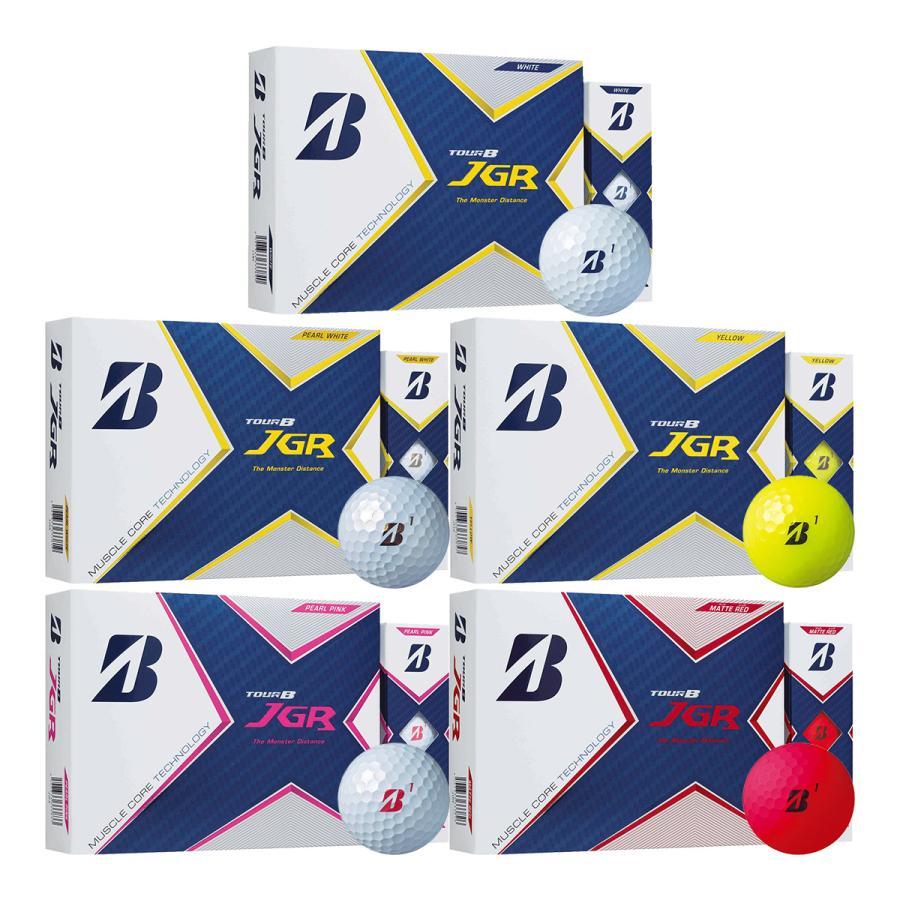 ブリヂストンゴルフ 祝日 TOUR B JGR 2020春夏新作 ゴルフボール 2021年モデル 1ダース
