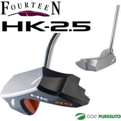 【特注品】フォーティーン HK-2.5 パター[FOURTEEN]【■Kag■】